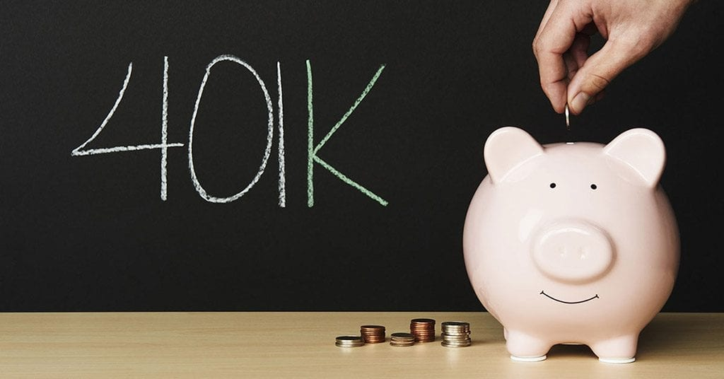 how much is your 401k worth?