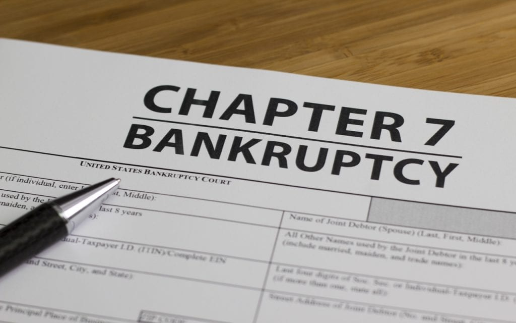 Bankruptcy are you protected?