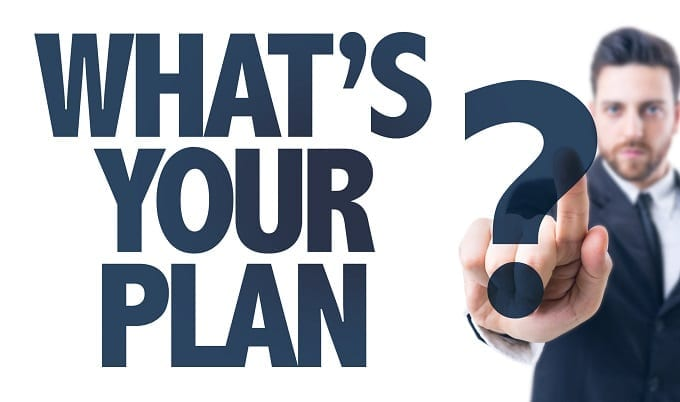 Man Touching Question Mark | ESOP Plan