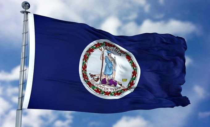 Virginia State Flag | Best Retirement Systems