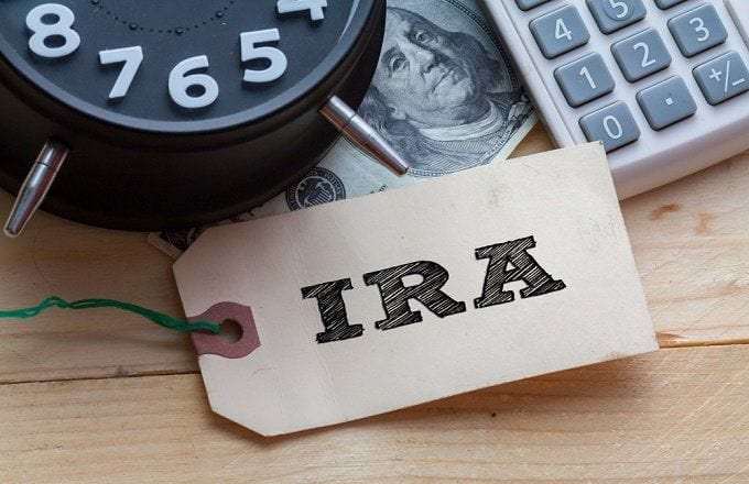 Word IRA On Card | Social Security and Divorce