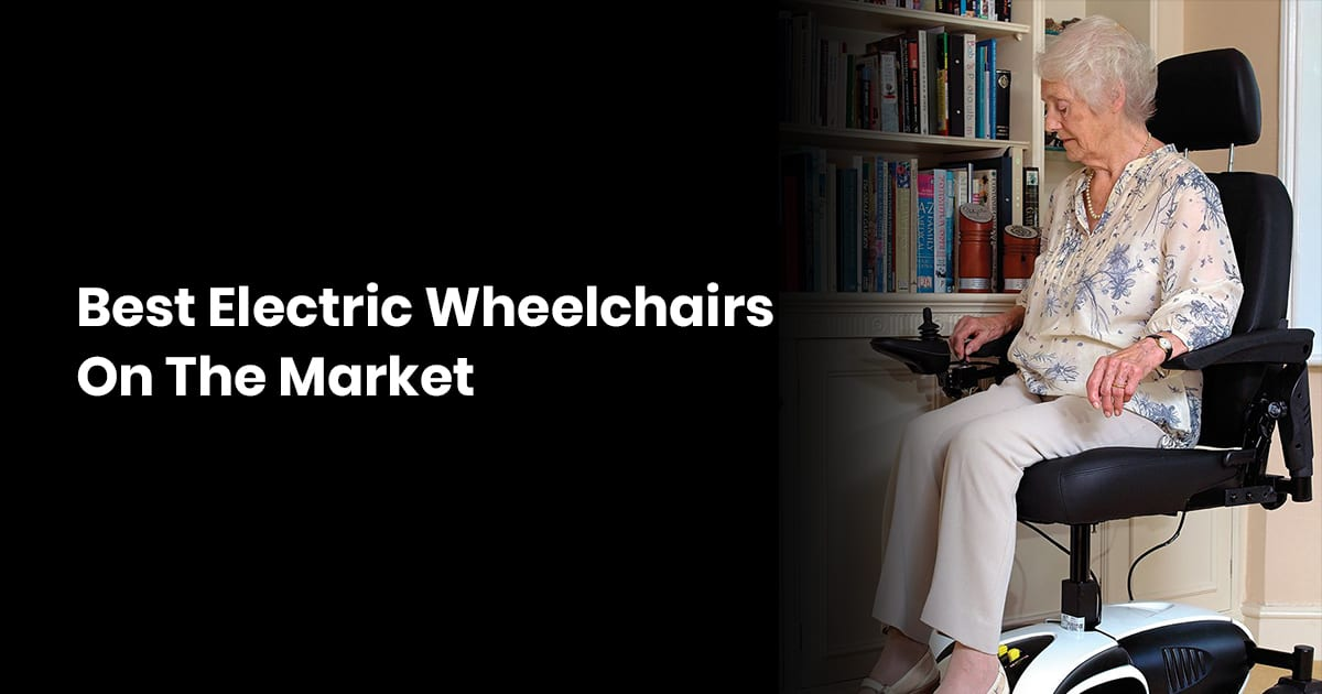 Best Electric Wheelchairs On The Market