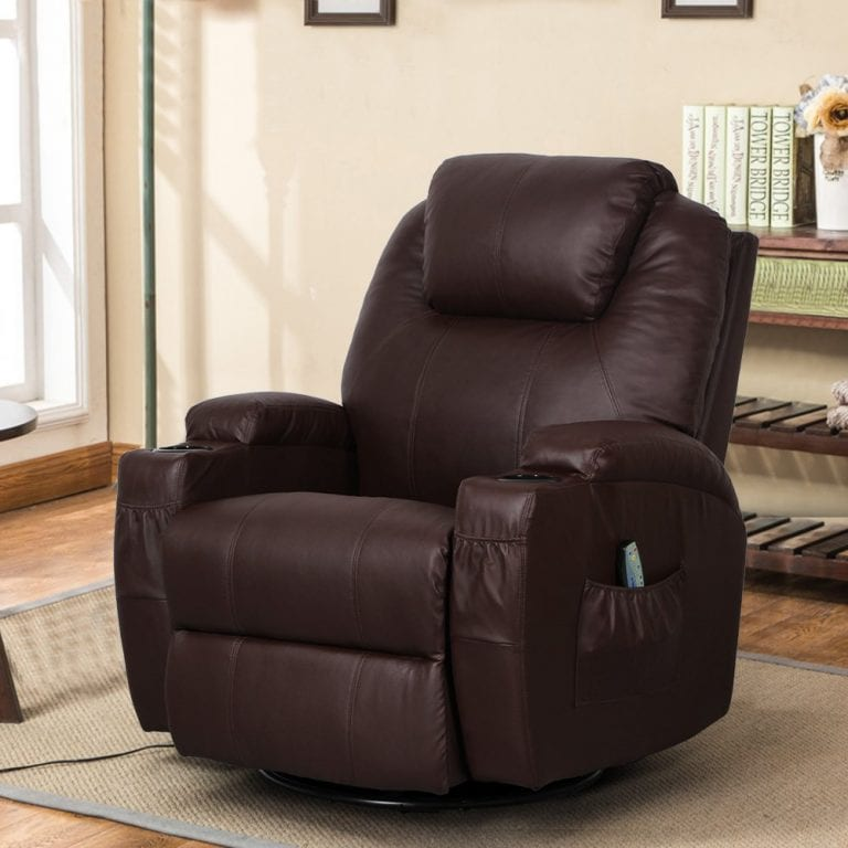 Esright Massage Recliner Chair Heated Review