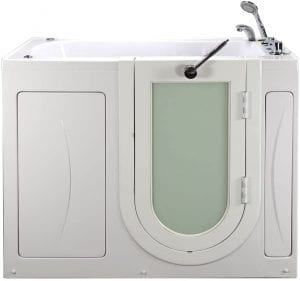 Ella's Bubbles Malibu Hydro Massage Acrylic Walk-in Bathtub | | Best Walk- In tubs