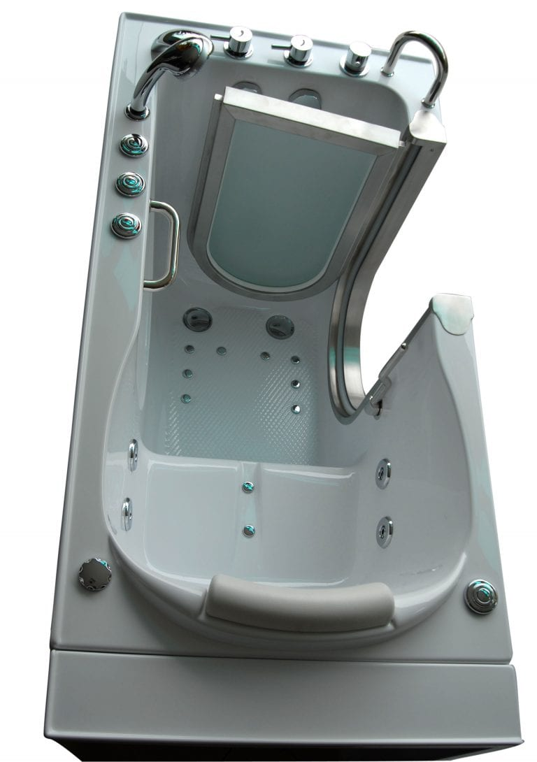 Types of Walk-In tubs