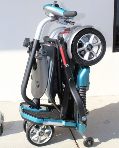 Airline Approved Ultralight Weight Folding Mobility Scooter