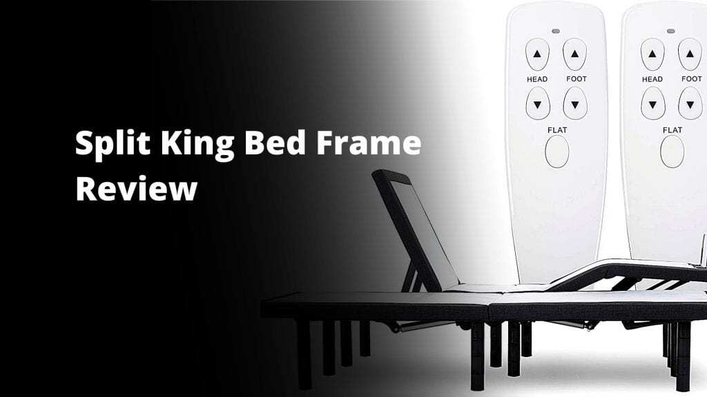 Split King Bed Frame Review