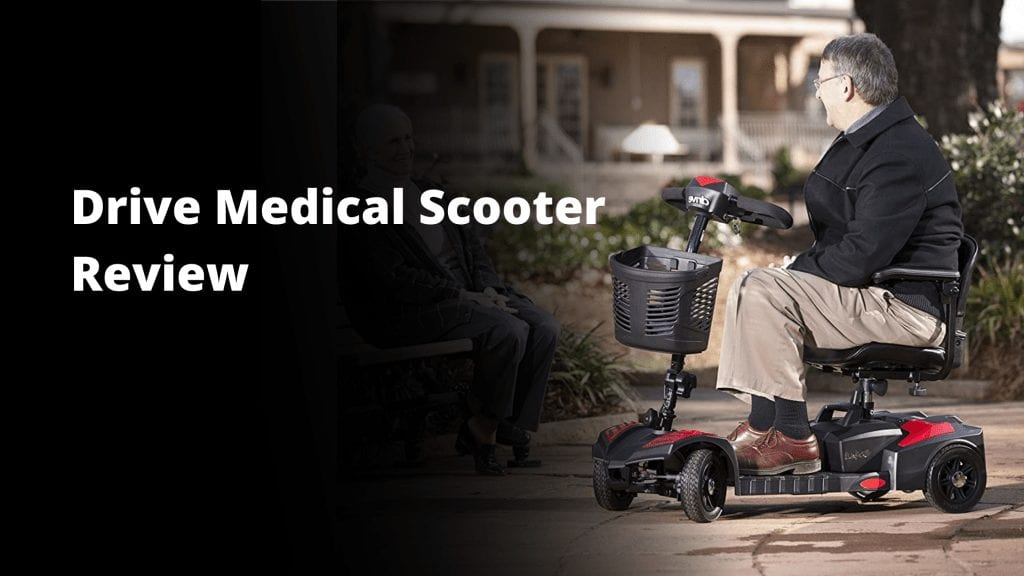 Drive Medical Scooter Reviews