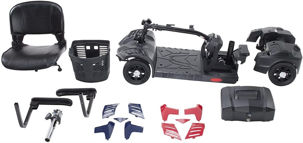 Drive medical scooter accessories