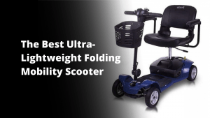 Best ultra light weight folding mobility scooter