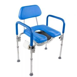 Dignity ultra Premium Bedside commode Chair
