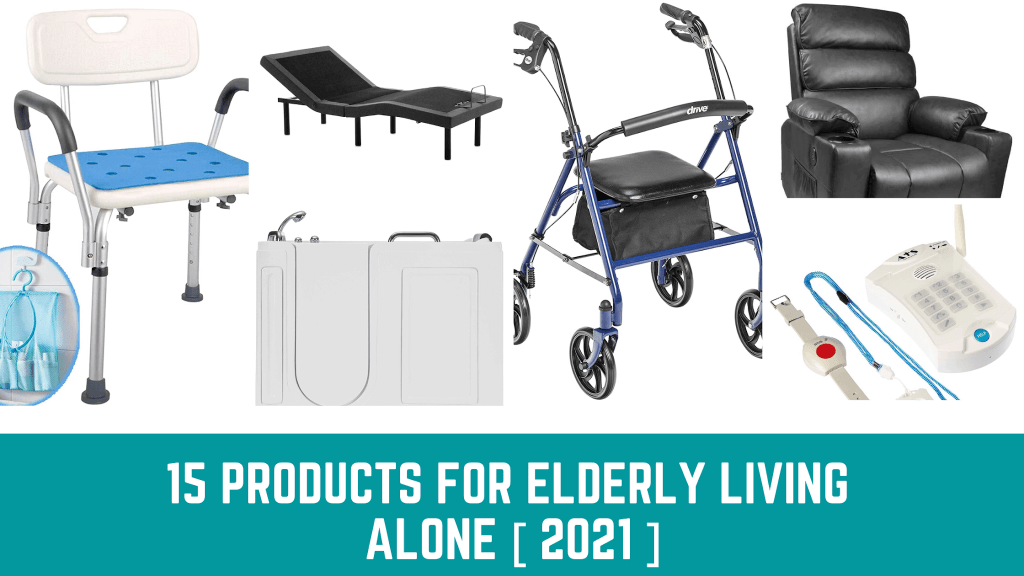 Products for elderly living alone