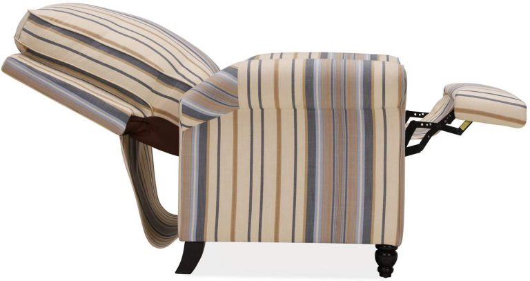 Pushback Recliner Chair